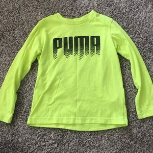 Puma long sleeve